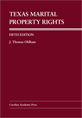 Texas Marital Property Rights jacket