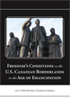 Freedom's Conditions in the U.S.-Canadian Borderlands in the Age of Emancipation jacket