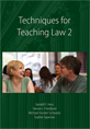 Techniques for Teaching Law 2 jacket