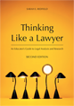 Thinking Like a Lawyer jacket