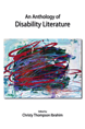 An Anthology of Disability Literature jacket