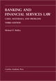 Banking and Financial Services Law jacket