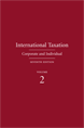International Taxation jacket