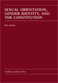 Sexual Orientation, Gender Identity, and the Constitution jacket