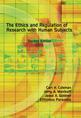 The Ethics and Regulation of Research with Human Subjects jacket