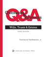 Questions & Answers: Wills, Trusts, and Estates jacket