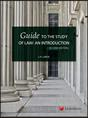 A Student's Guide to the Study of Law, Second Edition