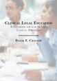 Clinical Legal Education jacket