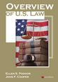 Overview of U.S. Law jacket
