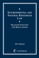 Environmental and Natural Resources Law Document Supplement jacket