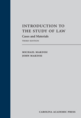Introduction to the Study of Law jacket