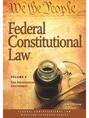 Federal Constitutional Law (Volume 5) jacket