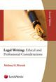 Legal Writing jacket