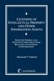 Licensing of Intellectual Property and Other Information Assets Document Supplement jacket