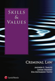 Skills & Values: Criminal Law jacket
