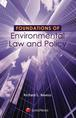 Foundations of Environmental Law and Policy jacket