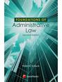 Foundations of Administrative Law jacket
