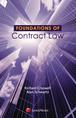 Foundations of Contract Law jacket