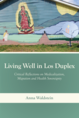 Living Well in Los Duplex jacket