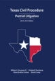 Texas Civil Procedure jacket