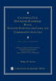 California Civil Procedure Handbook jacket
