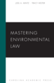 Mastering Environmental Law jacket