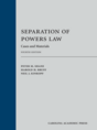 Separation of Powers Law jacket