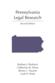 Pennsylvania Legal Research, Second Edition