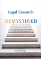 Legal Research Demystified