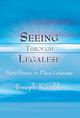 Seeing Through Legalese jacket