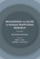 Broadening the Scope of Human Trafficking Research jacket