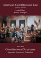 American Constitutional Law, Volume One, Twelfth Edition
