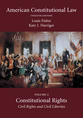 American Constitutional Law, Volume Two, Twelfth Edition