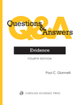 Questions & Answers: Evidence jacket