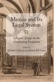 Mexico and Its Legal System jacket