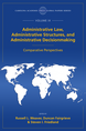 Administrative Law, Administrative Structures, and Administrative Decisionmaking jacket