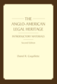 The Anglo-American Legal Heritage (Paperback) jacket