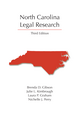 North Carolina Legal Research, Third Edition