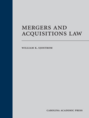 Mergers and Acquisitions Law (Paperback) jacket