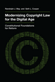 Modernizing Copyright Law for the Digital Age jacket