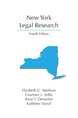 New York Legal Research, Fourth Edition