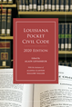 Louisiana Pocket Civil Code, 2020 Edition