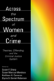 Across the Spectrum of Women and Crime jacket