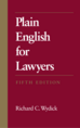 Plain English For Lawyers, Fifth Edition