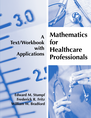 Mathematics for Healthcare Professionals jacket