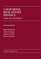 California Real Estate Finance jacket
