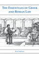 The Essentials of Greek and Roman Law jacket