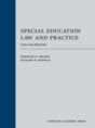Special Education Law and Practice jacket