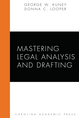 Mastering Legal Analysis and Drafting