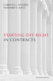 Starting Off Right in Contracts, Second Edition